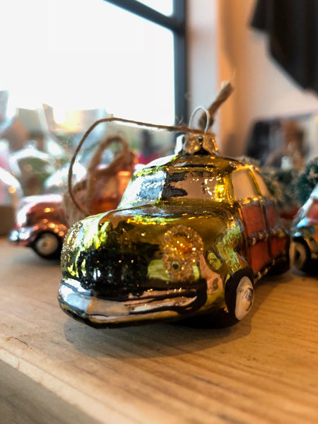 Christmas Car Baubles