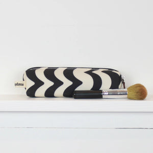 Wave Pencil/Brush Case