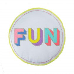 Round Fun Cushion