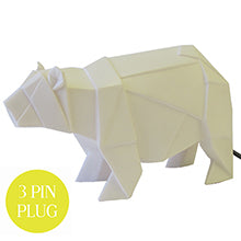 White Bear Lamp