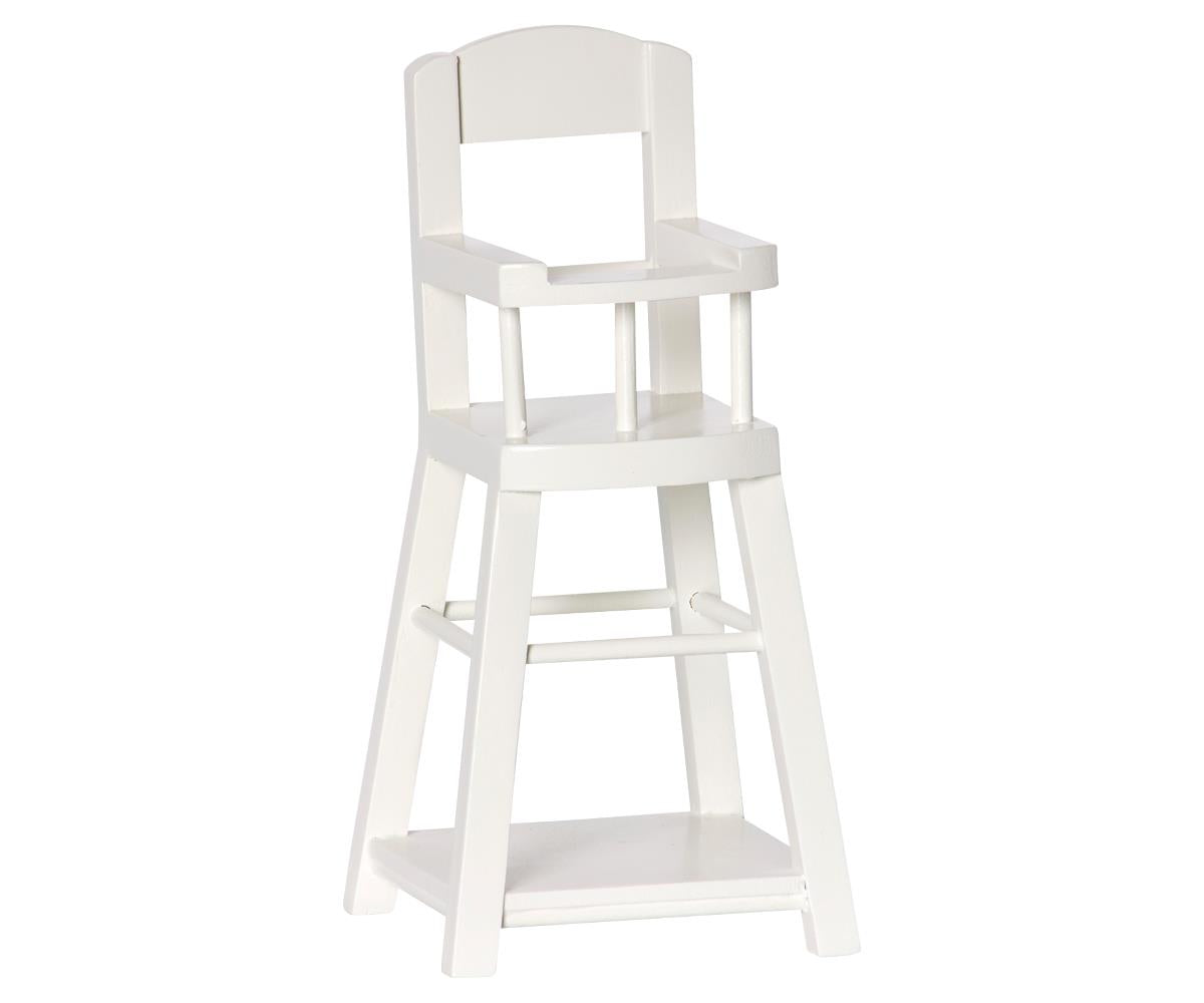 High Chair for Micro, Offwhite