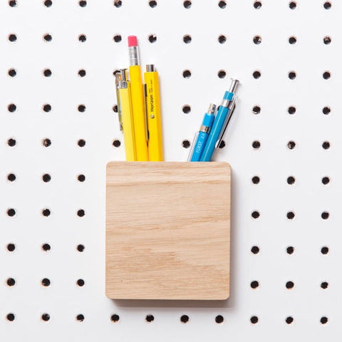 Pegboard Pen Holder
