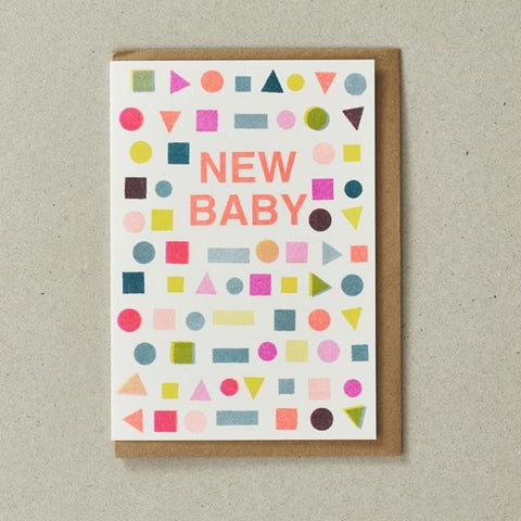 Riso Cards - New Baby Mix