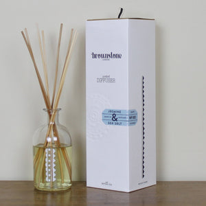 Jasmine & Sea Salt Reed Diffuser