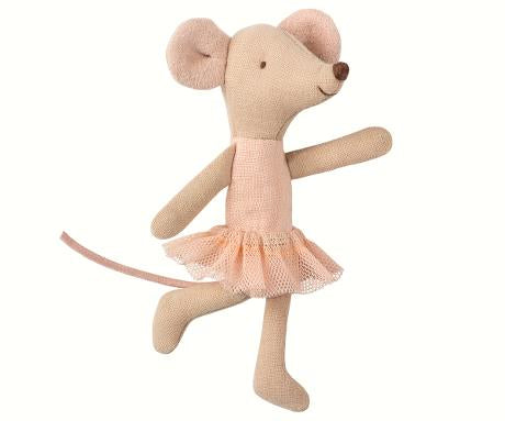 Little Sister Ballerina Mouse