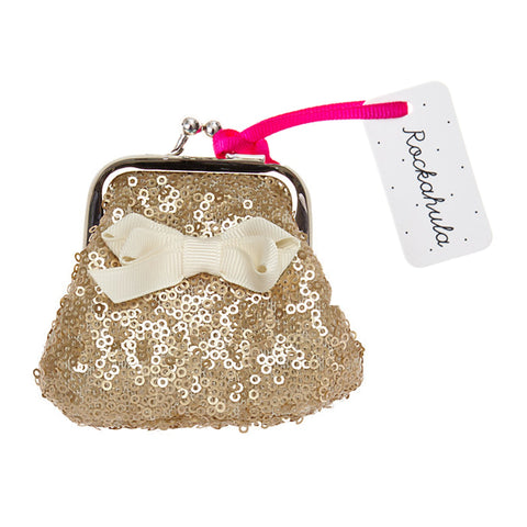 Mini Sequin Purse