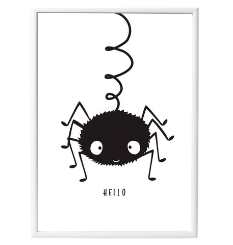 Poster - Spider