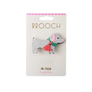 Doggy Broach