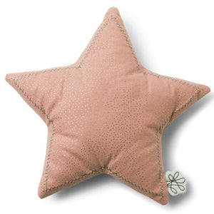 Pink Star Cushion