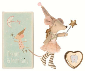 Tooth Fairy Mouse - Girl