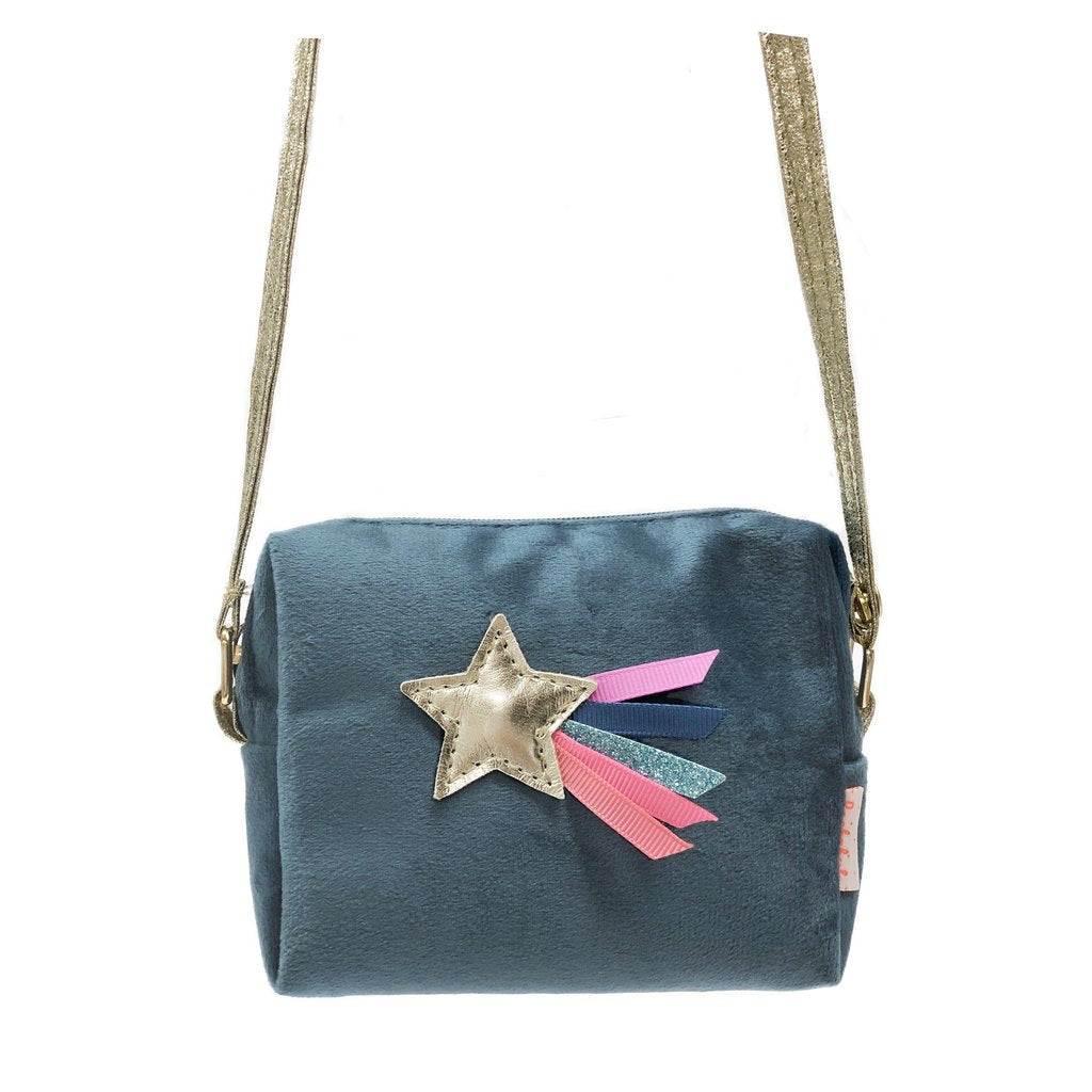 Wish Upon a Star Bag Blue