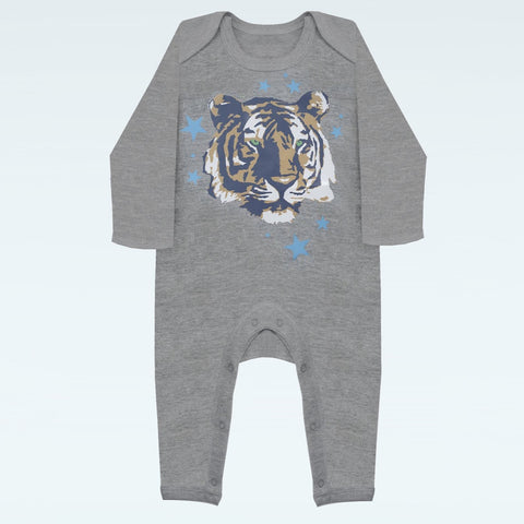 Tiger Baby Playsuit