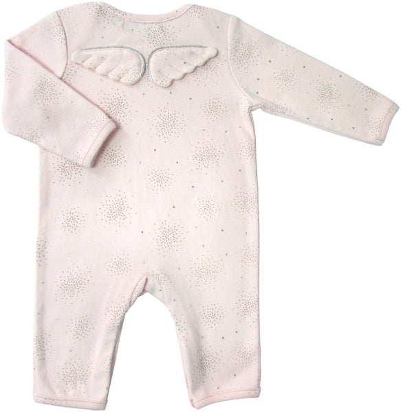 Angel Wing Babygrow