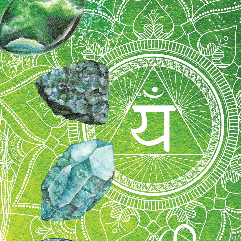 Chakra of the Month - April - Heart Chakra - Anahata