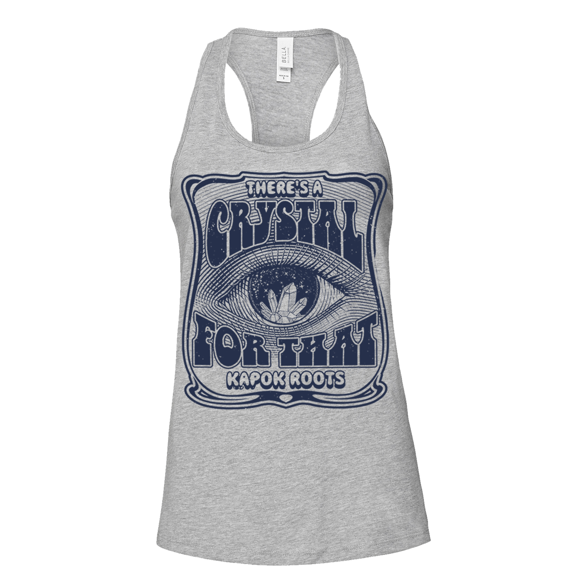 *SALE* Crystal for that Racerback Tank