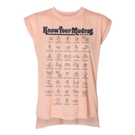 Know Your Mudras High Low Tee
