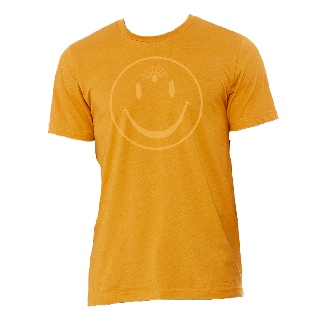 Third Eye Smile Unisex Tee