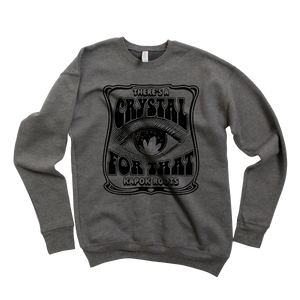 Crystal for That Ladies Pullover