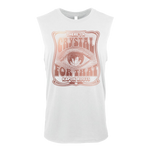 Crystal for That Unisex Muscle Tee