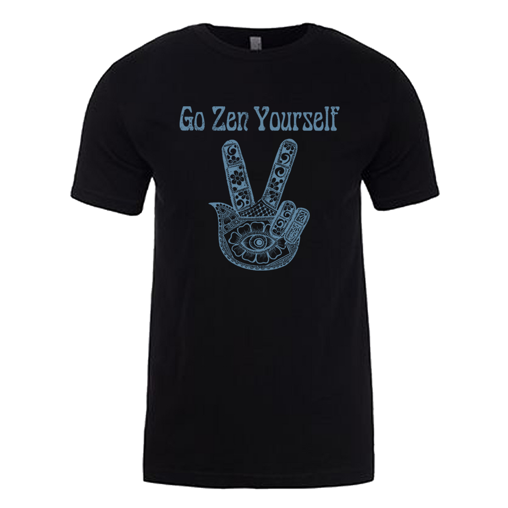 Go Zen Yourself Unisex T-Shirt