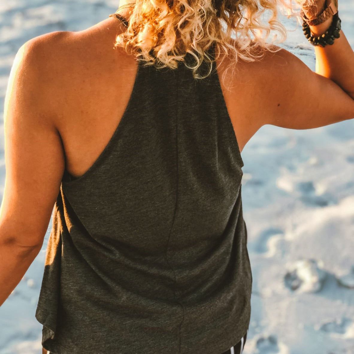 Go Zen Yourself High Neck Tank