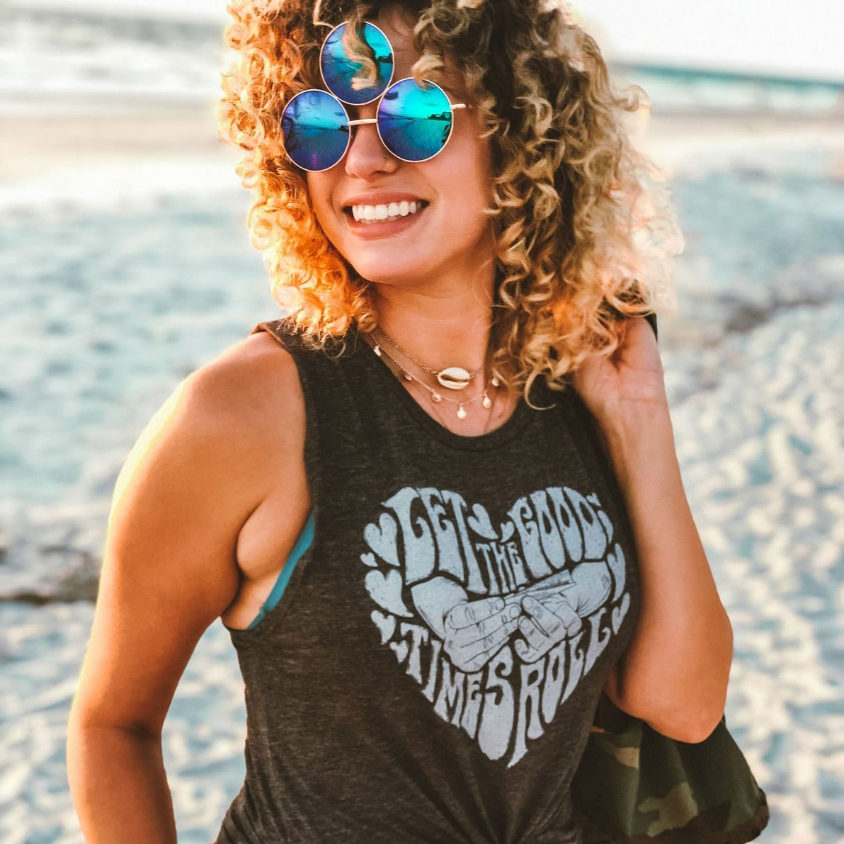 Third Eye Chakra Sunglasses