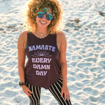 Namaste Every Damn Day Muscle Tank
