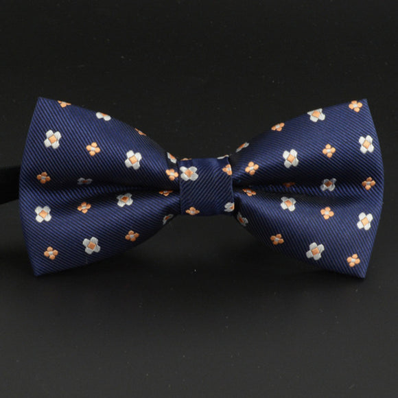 Colorful Design Bow Ty