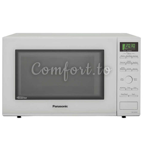 Panasonic® 1.2 Cu.Ft. White Microwave, 1 unit