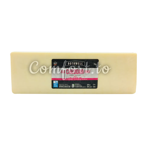 Bothwell Old Cheddar Cheese, 1 kg
