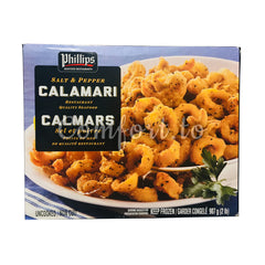 Frozen Philips Salt & Pepper Calamari, 907 g