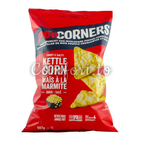$2 OFF - PopCorners PopCorners Corn Chips , 568 g