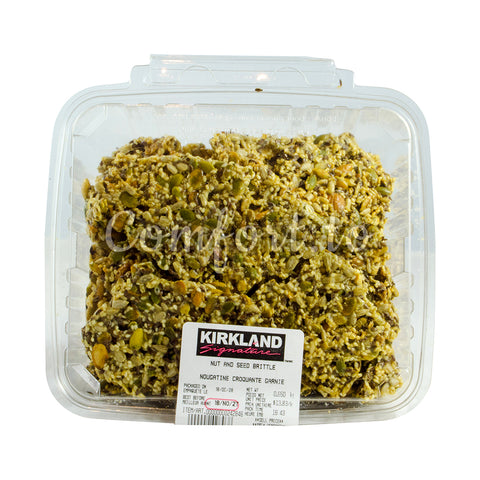 Kirkalnd Nut and Seed Brittle, 650 g