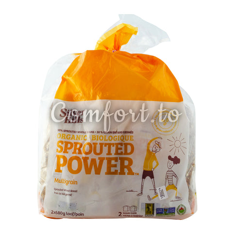 Silver Hills Organic Sprouted Power Multigrain, 2 x 680 g