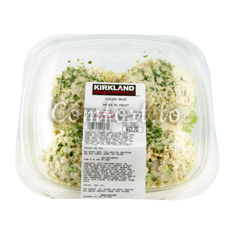 Kirkland Signature Chicken Salad, 1.3 kg