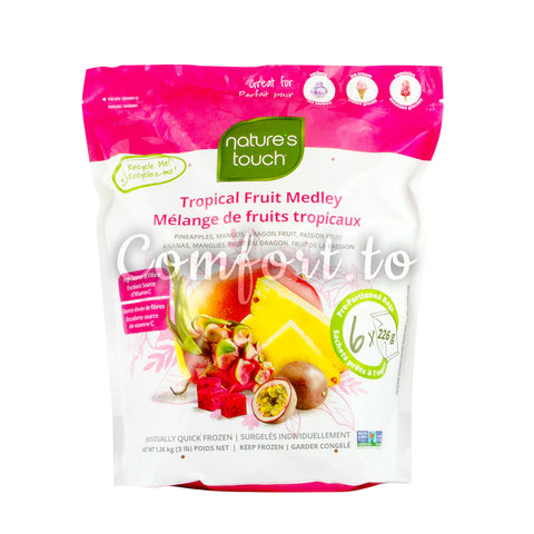 Nature's Touch Frozen Tropical Fruit Medley, 1.4 kg