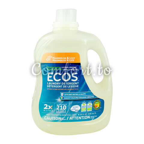 Ecos Ultra Laundry Detergent, 210 loads