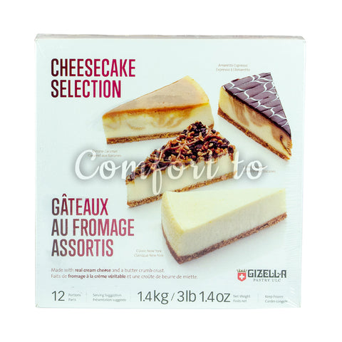 Frozen Cheesecake Selection, 120 g
