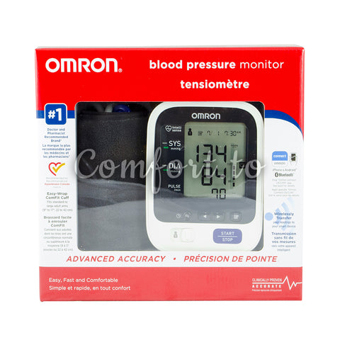 Omron Blood Pressure Monitor, 1 unit