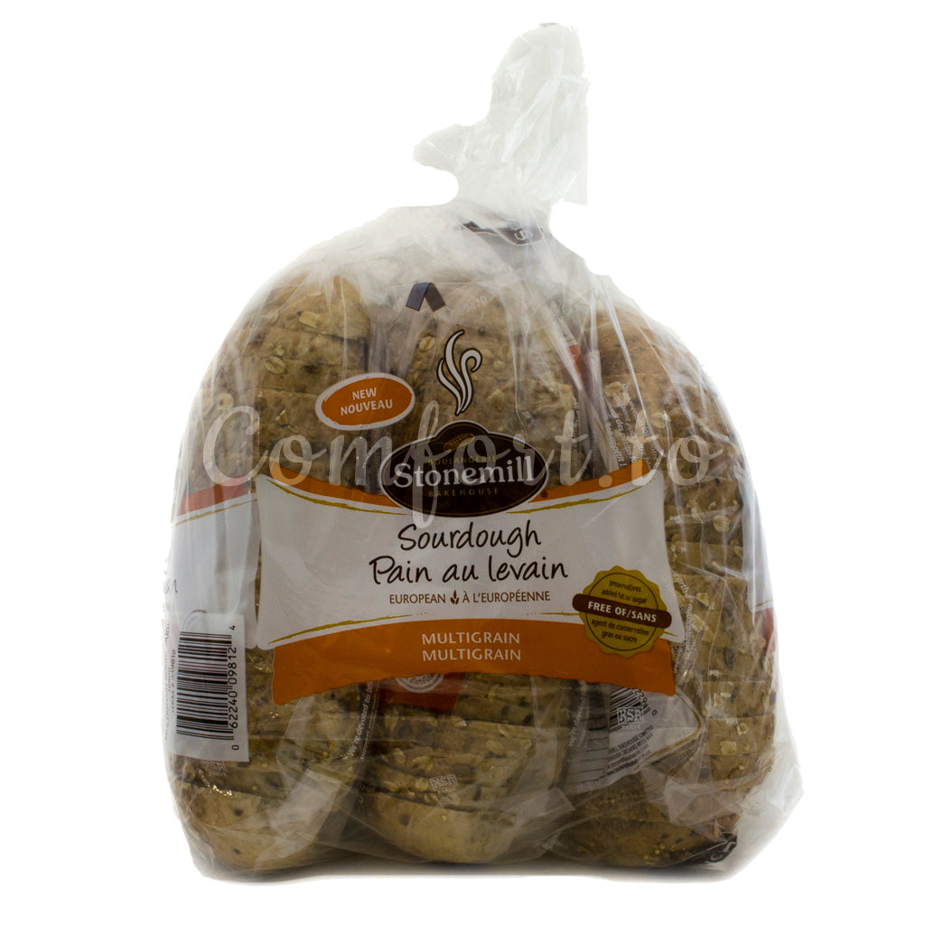 Stonemill Sourdough Multigrain Bread, 3 x 0.6 kg