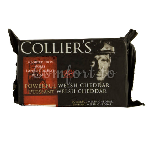 Collier's Welsh Cheddar Cheese, 400 g