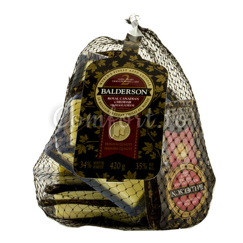 Balderson Royal Canadian Cheddar Cheese, 420 g