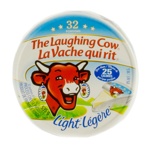 The Laughing Cow Light Cream Cheese, 535 g