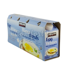 Kirkland Liquid Egg Whites, 4 x 0.5 kg