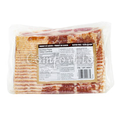 Kirkland Maple Flavoured Smoked Bacon, 2 x 0.9 kg