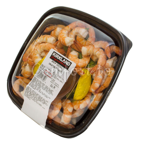 Kirkland Shrimp Cocktail with Sauce, 0.6 kg
