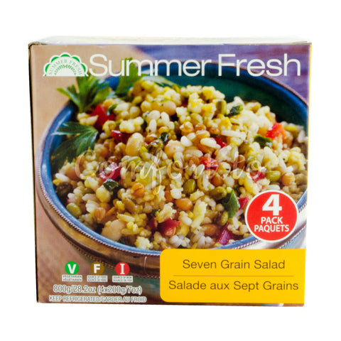 SummerFresh Seven Grain Salad, 4 x 200 g