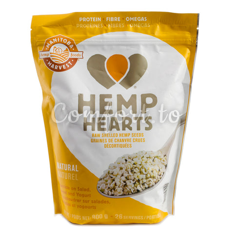 Manitoba Harvest Hemp Hearts, 800 g