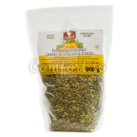 Basse Lightly Salted Pumpkin Seed Kernels, 908 g