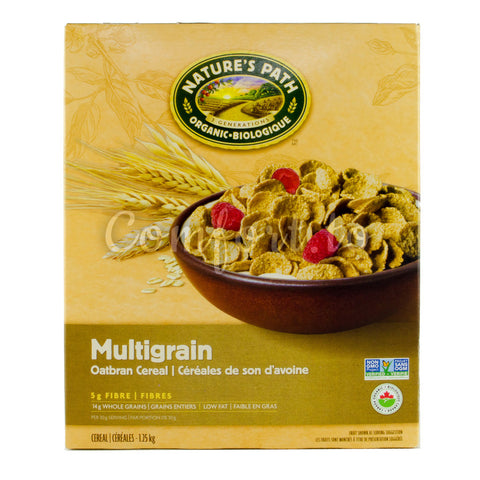 Nature's Path Organic Multigrain Oatbran Cereal, 1.3 kg